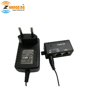 Image 4 - Single port Gigabit PoE Injektor mit 48 V 15 W EU Stecker für Access Point