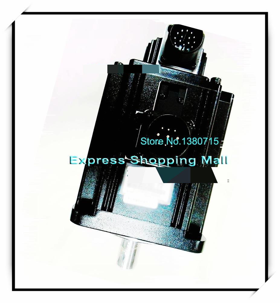 New Original ECMA-E11315SS 220V 1.5KW 7.16NM 2000rpm 130mm AC Servo Motor with Keyway oil seal brake new original servo motor ecma c20602es 60mm 220v 3000rpm keyway 200w227