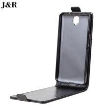 Pour Alcatel One Touch Idol X + 6043D TCL S960 flip couverture en cuir etui pour Alcatel 6043 D/TCL S 960 téléphone couvre cas