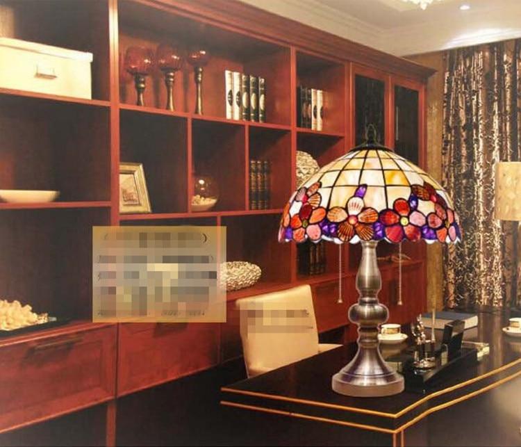 Tiffany Peony Lamp 11