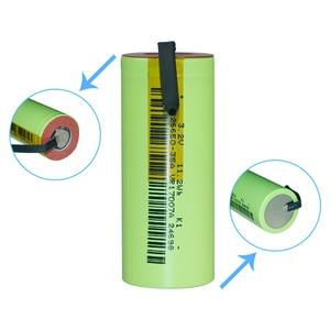 Image 3 - IFR 26650 35A LiFePo4 3500mAh 3.2V oplaadbare batterij 10 tarief ontlading met geschikt + DIY Nikkel lakens voor E  sigaret