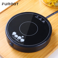 Furoot Multifunction Insulation Glass Warmer Tea Electric Heater Cup Mat Portable Hot Warmer Pad For Coffee Teapot Trivets