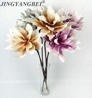 100cm 2 Head PE Foam Indus Artificial Flowers Decorative Flower