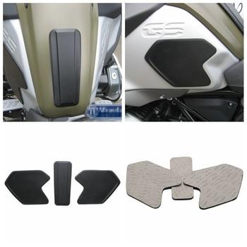 Almohadillas protectoras antideslizantes para tanques de motocicleta compatible con BMW r1200gs-lc Adventure 2014 2015 2016 2017 2018 2019