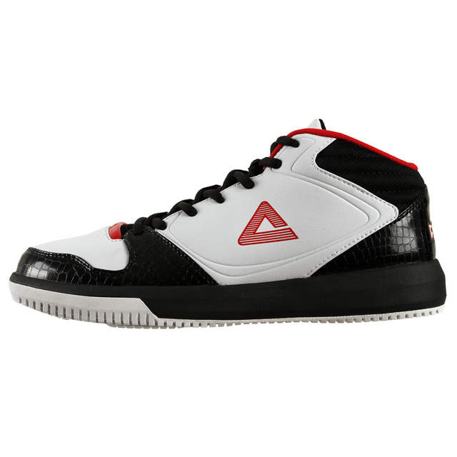 finest selection f5919 83243 PEAK Best Selling Slip Cushioning Wear Sneakers High-Top Men's Breathable  Basketball Shoes Size US 7-11 E33071A Free Shipping