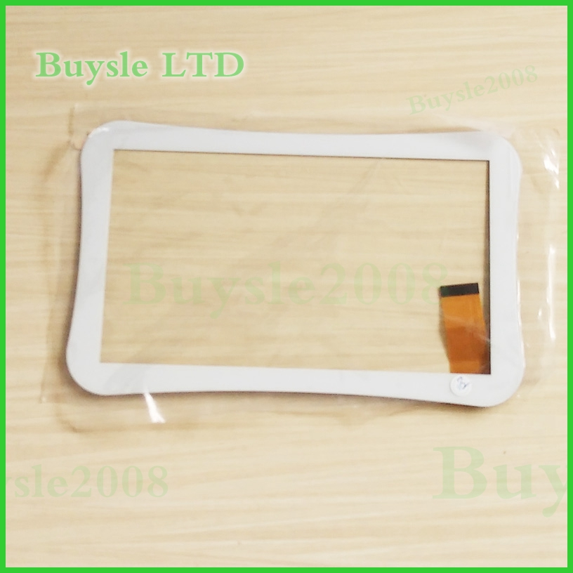 White Touch Screen Panel For 7 inch PlayPad 3 Tablet Digitizer Sensor Replacement Free Shipping for asus padfone mini 7 inch tablet pc lcd display screen panel touch screen digitizer replacement parts free shipping