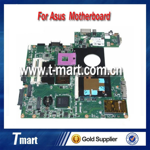 ФОТО 100% working Laptop Motherboard for ASUS M50S X55SR System Board fully tested