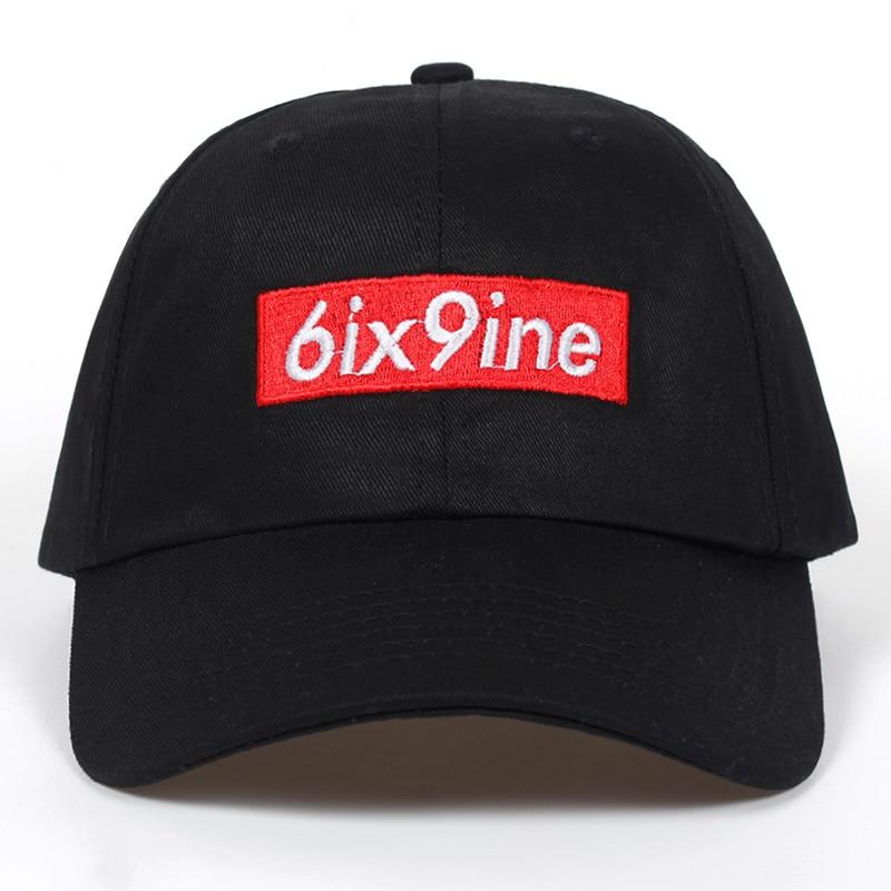 2018 New 6ix9ine Album Dad Hat (slide Buckle) Fashion Style Cotton Snapback Cap Seasons Caps Men Women Brand Baseball Cap Hats