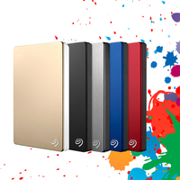 Seagate External HDD 1TB 2TB 4TB Backup Plus Slim USB 3 0 2 5 Portable External