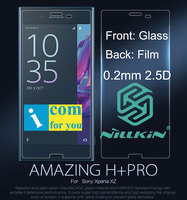 Nillkin Amazing H Pro Front Tempered Glass Protective For Sony Xperia XZ 0 2mm 2 5D