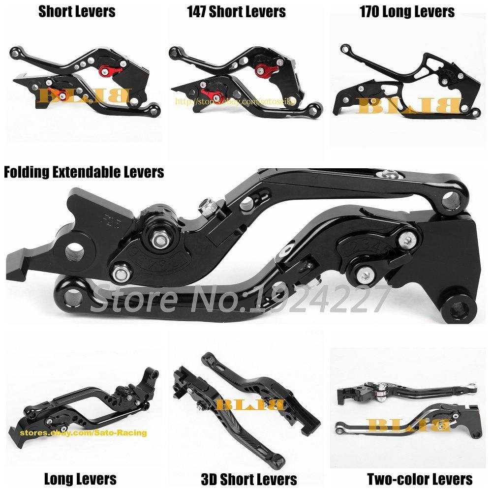 Brake Clutch Levers for HONDA Grom125  MSX CBR300R CBR500R//CB500F//X  2014-2017