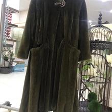 2018 winter new women natural real mink fur coat jacket long mink fur outwear