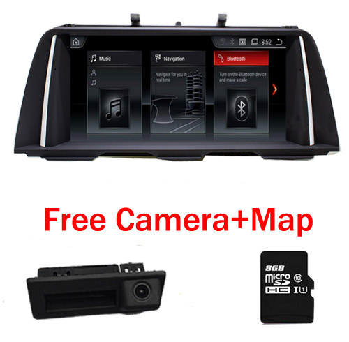 Car Multimedia player 2din 10.25android 7.1 Car dvd For BMW 5 Series F10/F11/520 (2011-2016) CIC/NBT GPS Radio 2GB RAM 32GB ROM kanor 8 8 2g 32g android 7 1 car radio multimedia player for bmw 1 series f20 f21 2010 2016 2 series f23 2013 2016 nbt system
