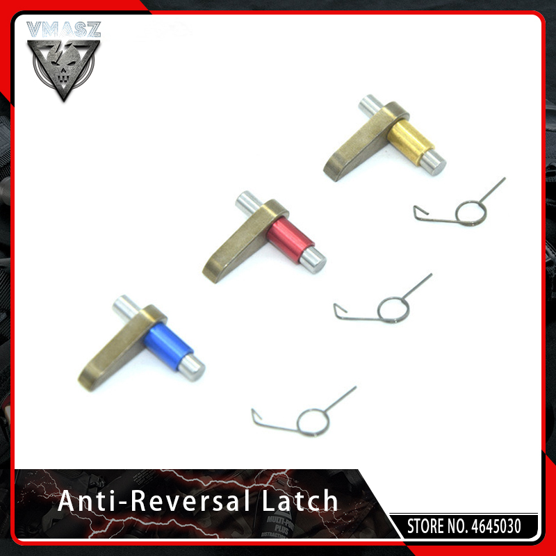 Element Anti-Reversal Latch For Airsoft AEG Gearbox Ver 2/Ver 3 Paintball Accessories