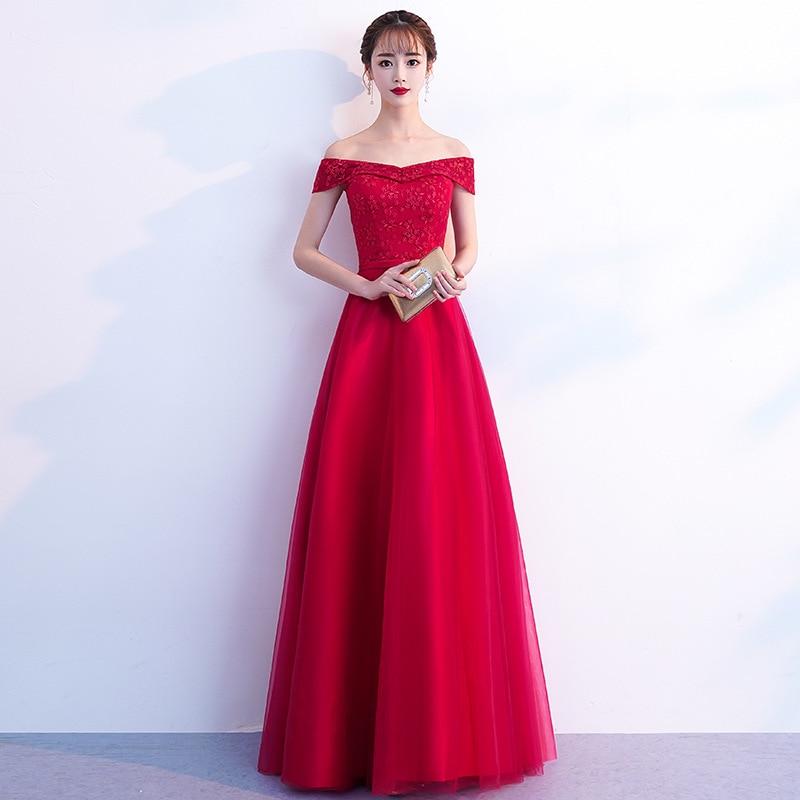 Robe Xxxl Cheongsam Encolure Oversize Longue Florale Femmes Chinois Toast Mince Noir bourgogne Vêtements Améliorée rouge Sexy Qipao Parti Broderie g7yvIf6Yb