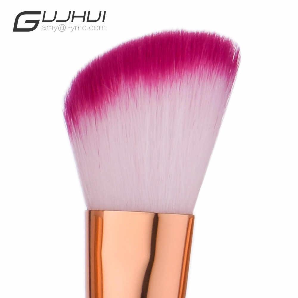 איפור מברשות סינטטי שיער איפור מברשות סט מקצועי איפור קרן סומק קוסמטי קונסילר מברשות Y429