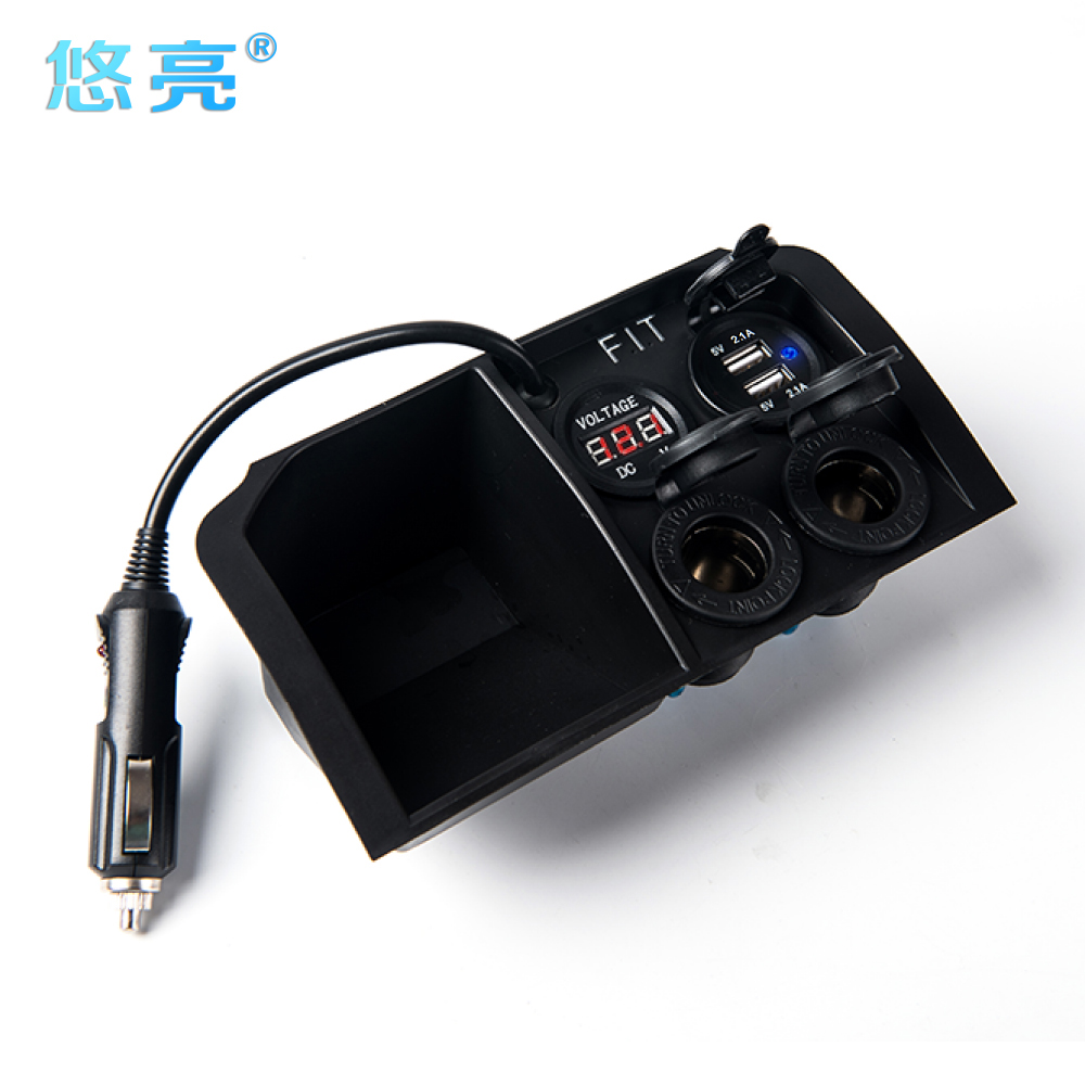 2 Port Oem Car Charger For Honda Jazz Only 12v Battery Charger With