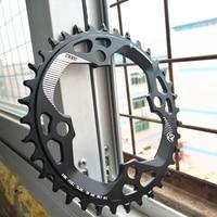 2019 New 94BCD Round 34T/36T/38T/40T Cycling Chainring MTB Bike Chainwheel Crown BCD 94 for NX GX X1 FSA