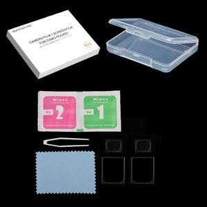 Image 5 - Pour DJI poche 2 écran + lentille Film protecteur caméra 9H housse de protection accessoires pour DJI OSMO poche 4K cardan protéger 2 ensemble