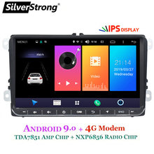 SilverStrong 9inch IPS matrix Android9.0 Car DVD For VW Passat mk5 Golf6 for Polo Android Radio RDS TPMS-902BM3(Hong Kong,China)