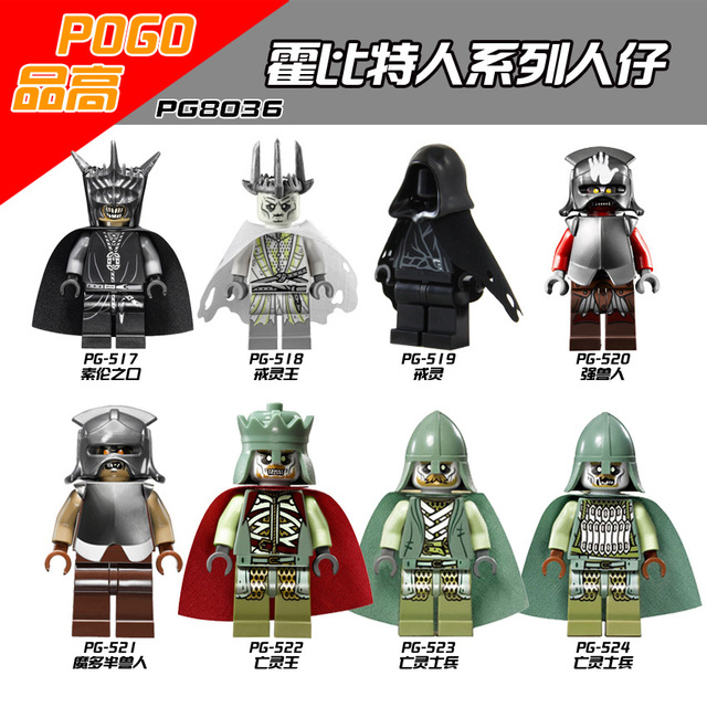 26pcs Lot Medieval Castle Knights Hero Of Sparta The Lord