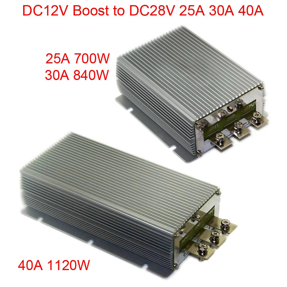 High Quality DC12V Boost to DC28V 25A 30A 40A Power Supply Converter Module Waterproof practical and durable manufacturers to supply high quality 100g wild chrysanthemum extract 30 1