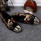 Lenksien concise di stile cunei della piattaforma patchwork scarpe a punta lace up delle donne pompe di cuoio naturale punk incontri casuali scarpe L18 - 2