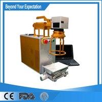 10W China Fiber Laser Engraving Machine for Copper