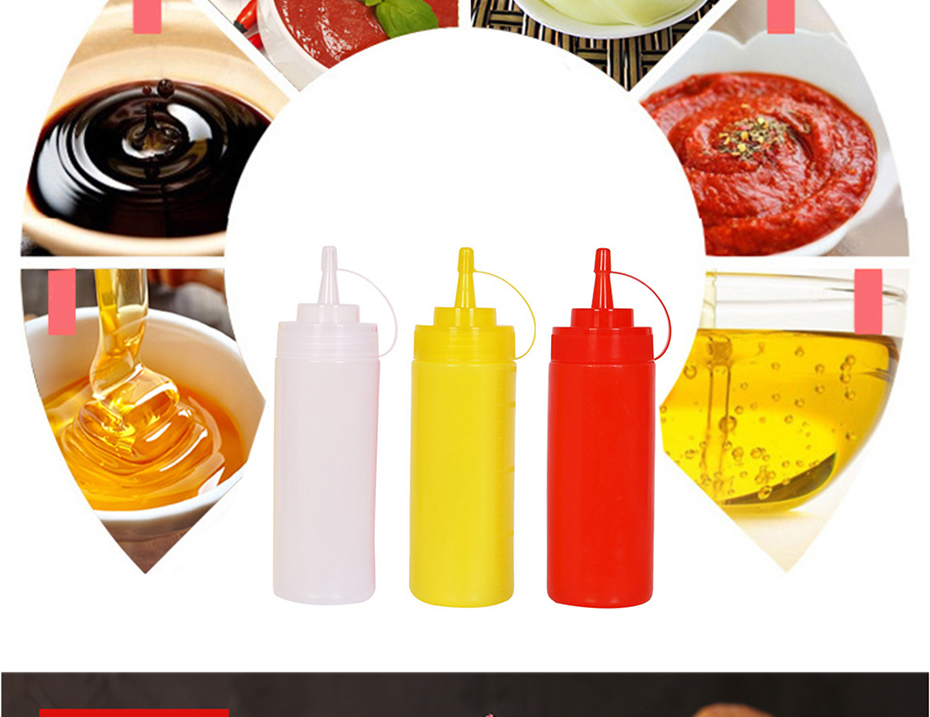 Ketchup, Squeeze Bottle Forever Full Red