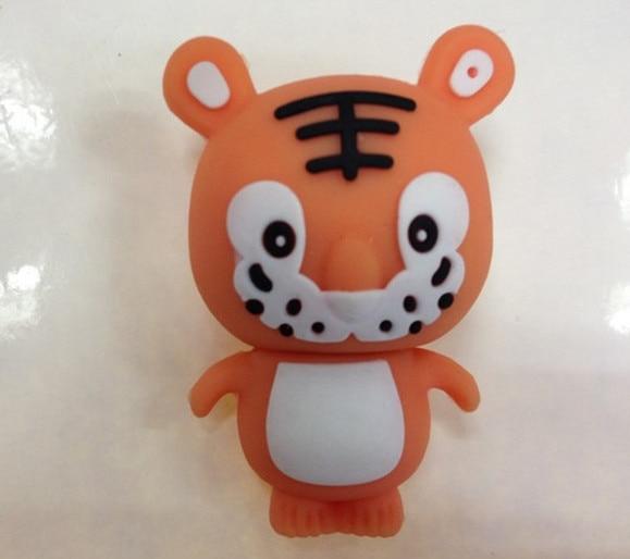 Usb Stick tiger USB Flash 2.0 Memory Drive Stick Pen/Thumb/Car usb flash drives 4gb 8gb 16gb 32gb 64gb S809