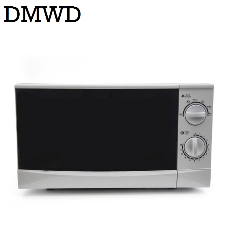 DMWD Household Microwave Oven Mini multifunctional Mechanical Timer Control Microwave Oven 20L 700W with 30 minutes timer EU US good microwave oven timer tmh30mu02e 220 240v 4 pins bbq function