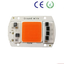 Led Grow Light Chip 20W 30W 50W Full Spectrum 380nm~780nm AC 220-230V Best For Hydroponics Greenhouse DIY for Led COB Grow Lamps(China)