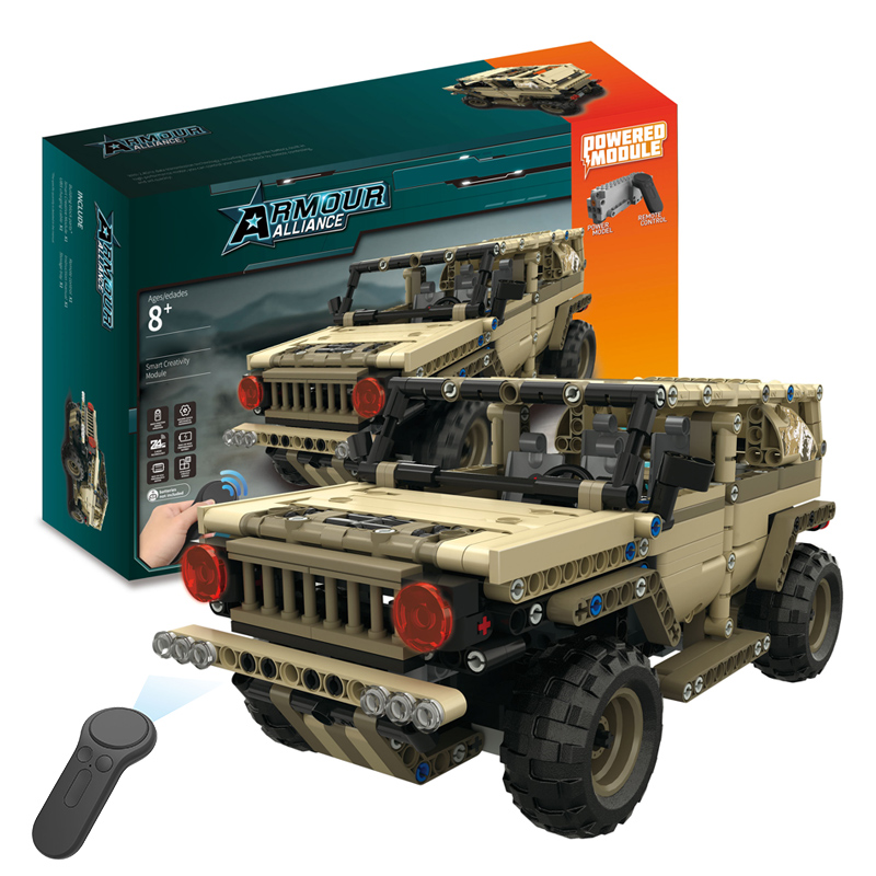 Compatible legoINGLY Tank german ww2 Blocks Tiger M1A2 sets military building kits blocks army world war technic Hummer toys