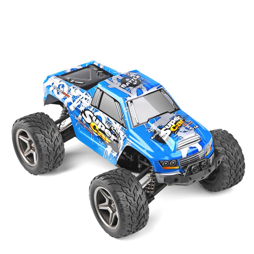 Wltoys 12402 1/12 2.4G 4WD rc Car 45km/h High Speed Waterproof Bigfoot Off-road RC Cars Buggy Toys RC Vehicle Model Kid Boy GiftWltoys 12402 1/12 2.4G 4WD rc Car 45km/h High Speed Waterproof Bigfoot Off-road RC Cars Buggy Toys RC Vehicle Model Kid Boy Gift