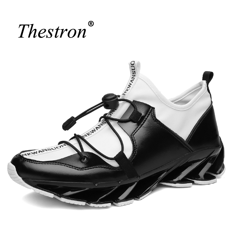 Thestron Running Sneakers For Men Good Quality Sport Shoes Men Classic Male Sports Shoes New Cool Sneakers Men
