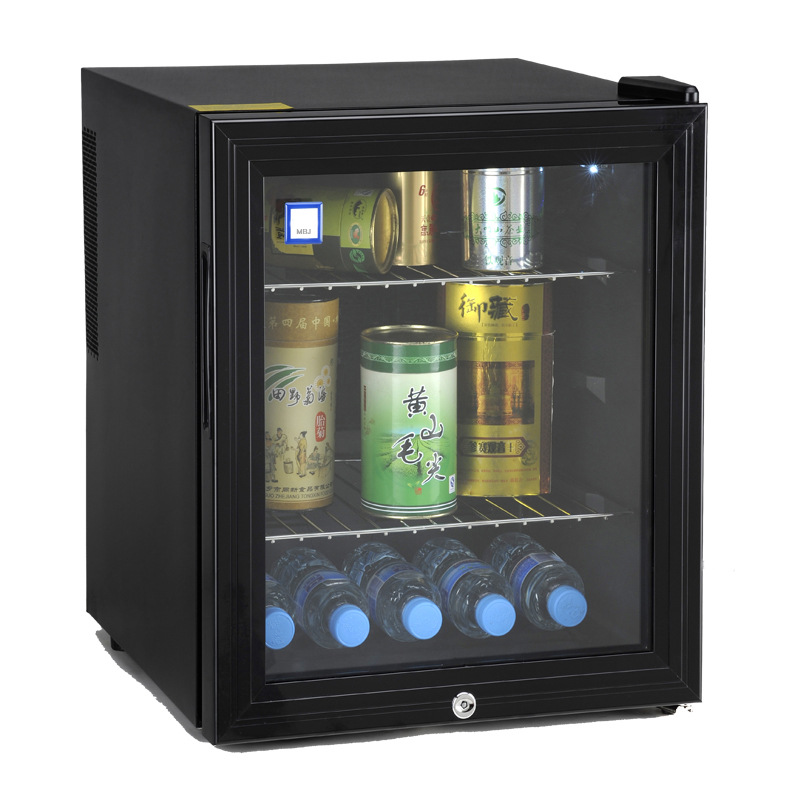 office mini refrigerator. 2016 hot sale rushed u003c04 u003c60l compressor 42 l small officehome fridge freezers portable compact refrigerator with glass door office mini
