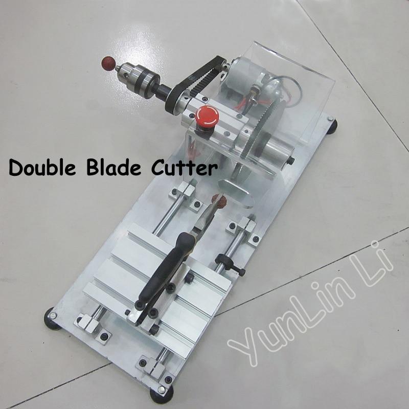 King Kong Bodhi Lathe Machine 110V/220V Small Vajra Cutting Machine Bodhi Polishing Tools d bodhi стеллаж fissure 60