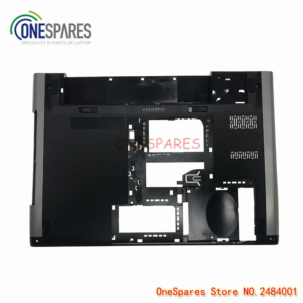 ФОТО Free Shipping Laptop D shell New For Dell For Vostro 3400 V3400 Silver Bottom Base Cover Assembly JH9KH 0JH9KH