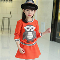 Spring & Autumn Clothes Sets Female Sweatshirts Clothing Set Girl Sports Suit Hoodies Costumes for Girls Wear Sweatshirt + Skirt