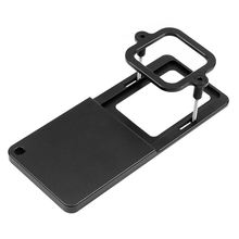 Phone Gimbal Stabilizer Switch Mount Plate Adapter For Sony Rxo For Session Cameras For Dji Osmo Zhiyun Feiyu Gimbal mobile phone gimbal switch mount plate adapter compatible for sony rx0 handheld phone gimbal camera accessories