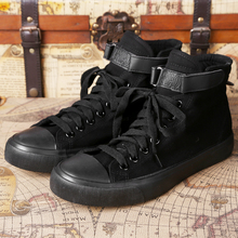 Man Casual Shoes Outdoor Fashion Sneakers Hight-Top