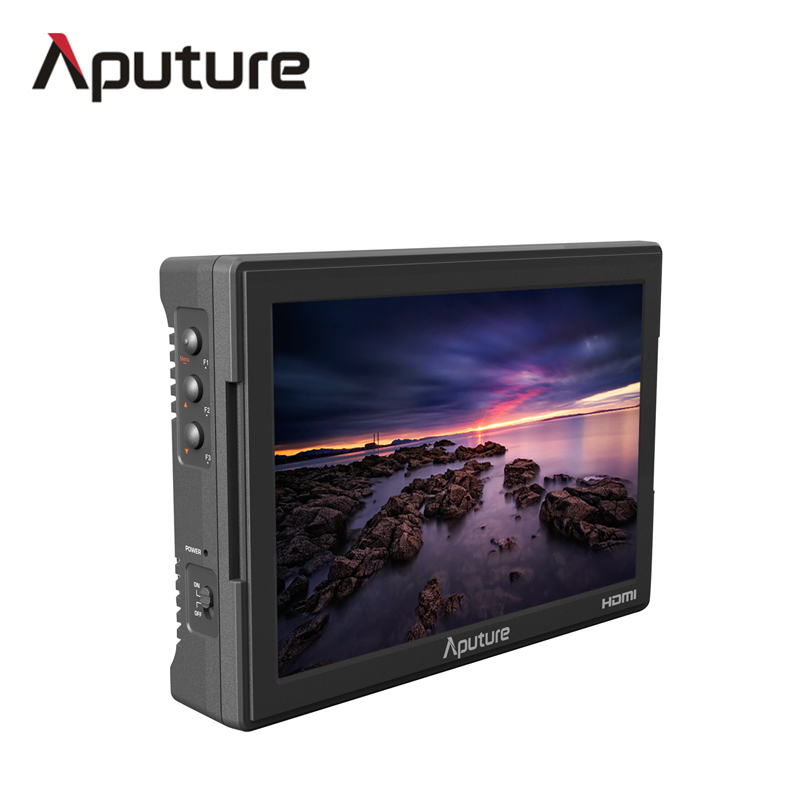 Presale!Aputure VS-5 7 IPS Full HD 1920*1200 SDI HDMI On-Camera Monitor for DSLR with waveform, vectorscope, Histogram, Zebra aputure vs 1 v screen digital video monitor