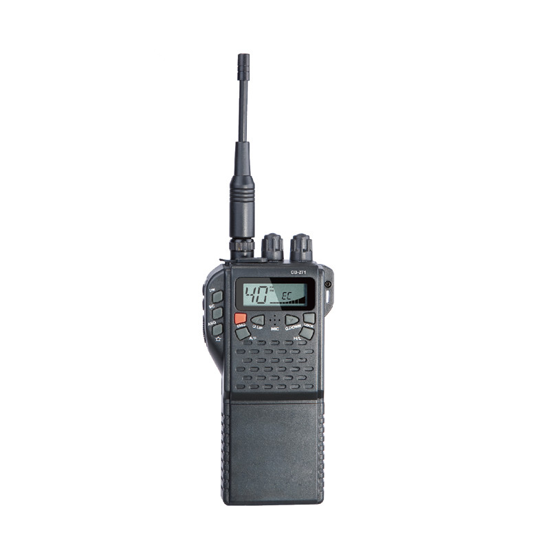 25-30MHz AM FM Handheld CB Radio Walkie Talkie Two-Way Radio Transceiver(China)