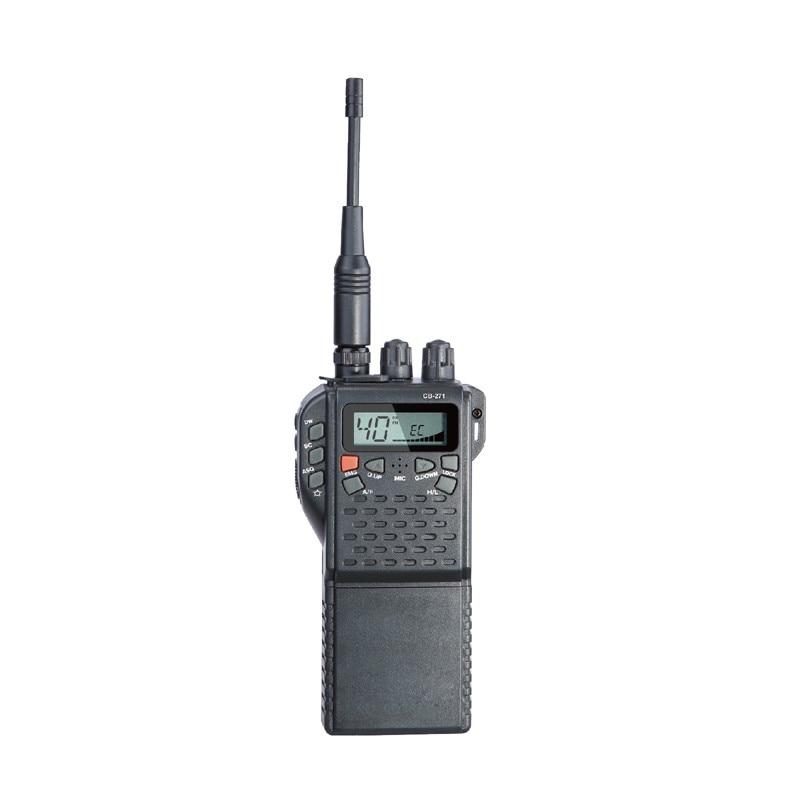 25-30MHz AM FM Handheld CB Radio Walkie Talkie Two-Way Radio Transceiver Radio Comunicador