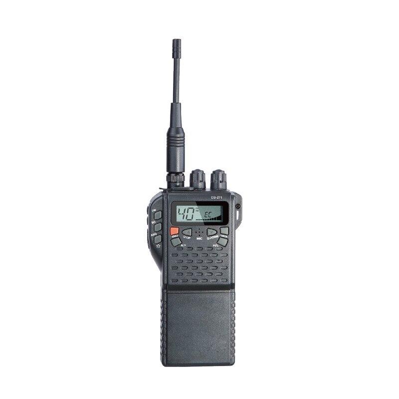 25-30MHz AM FM Handheld CB Radio Walkie Talkie Two-Way Radio Transceiver