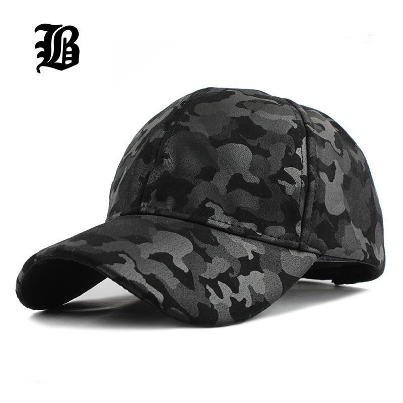 Baseball-Cap Hat You-Down Camouflage FLB Women Adjustable Militares Let Gorras Won't