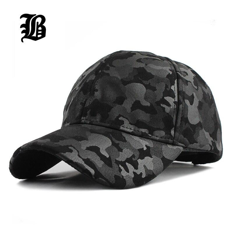 [FLB] 2017 Won't Let You Down Men and Women Baseball Cap Camouflage Hat Gorras Militares Hombre Adjustable Snapbacks Caps F224