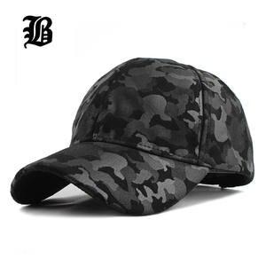 c2e9f9ca5 FLB Baseball Cap Camouflage Hat Gorras Adjustable Snapbacks
