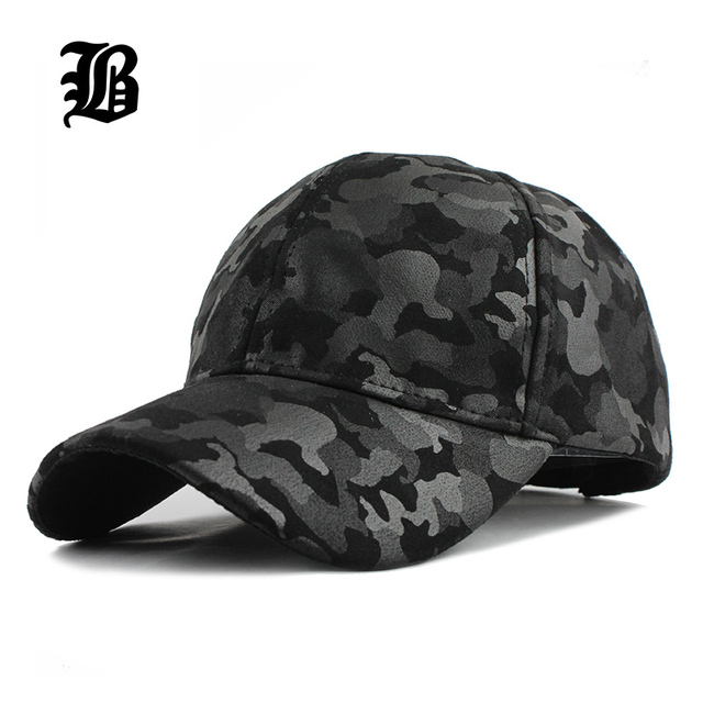 FLB  2017 Won t Let You Down Men and Women Baseball Cap Camouflage Hat  Gorras Militares Hombre Adjustable Snapbacks Caps F224 314d6b11377