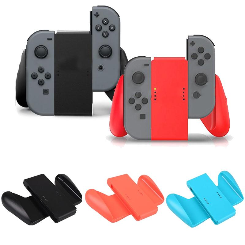 Gasky for Nintendo Switch font b Gamepad b font Handle Game Controller Grip Houlder Stand Mount